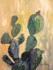 Cactus_r by Karen Ahuja Studio