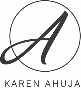 Karen Ahuja Studio - Logo Badge