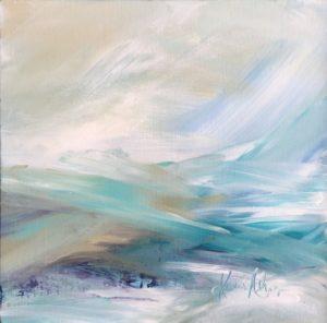Calm Coastal by Karen Ahuja Studio