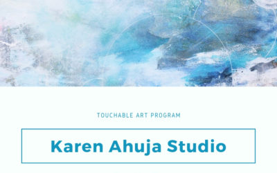 Experience Karen Ahuja Studio Art! @Crystal Bridges Touchable Art Program