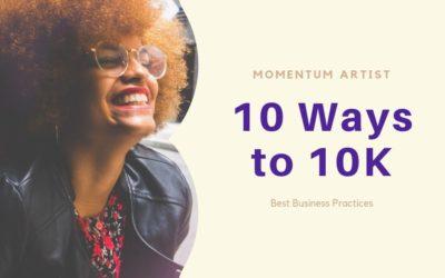 10 Ways to 10K