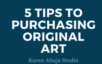 "No One ""Screws Up"" Buying Original Art"